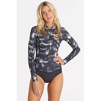 Billabong - Salty Daze LS Springsuit | Black Sands