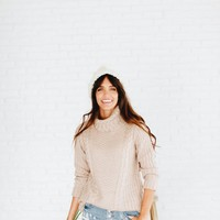 You Complete Me Knit Sweater - Luca + Grae