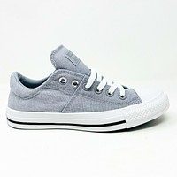 Converse CTAS Madison Ox Wolf Grey White 564331F Womens Casual Sneakers