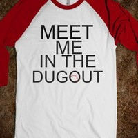 Meet me in the dugout! - The Sunshinee Shop