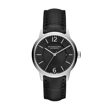 BURBERRY THE CLASSIC ROUND BU10300 40MM AUTOMATIC