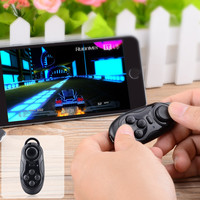 Multi Functional Bluetooth V3.0 Self Timer   Game Controller for iPhone   Samsung   Sony - Black