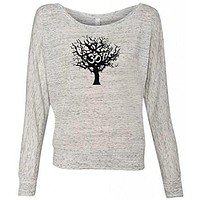 "Ladies ""Tree of Life"" Boho Tee Shirt"