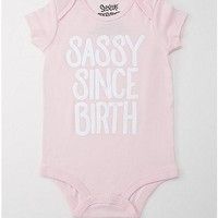 Sassy Since Birth Baby Bodysuit - Spencer's