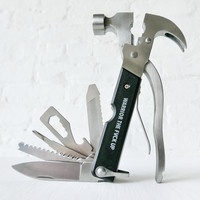 Macgyver 12-in-1 War Hammer - Industrial Multi Tool - Warrior the Fvck Up