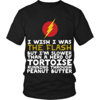 I Wish I Was The Flash LIMITED EDITION