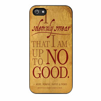 I Solemnly Swear That I Harry Potter iPhone 5 Case