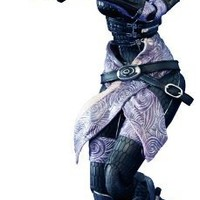Square-Enix - Mass Effect 3 Play Arts Kai figurine Tali'Zorah vas Normandy 27