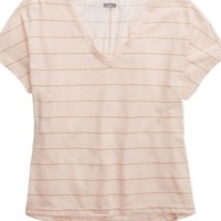 Aerie Women's Shine Stripe T-shirt