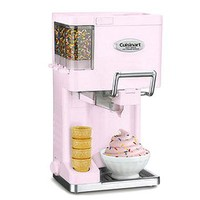 Soft Serve Ice Cream Maker Pnk | Home Living | SkyMall