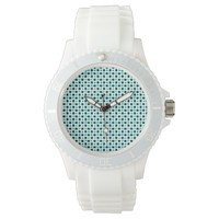 """""""Pattern Love 13"""" Abstract Watch"""