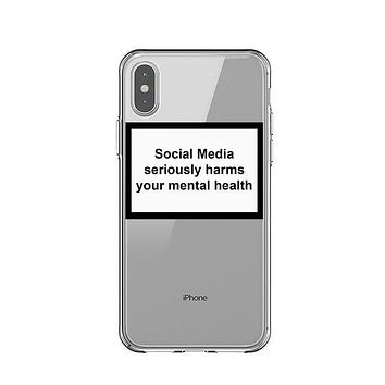 Mental Health Phone Case