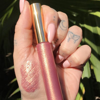 """Rose Gold"" Lip Gloss"