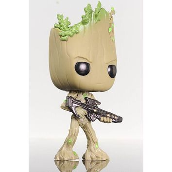 Funko Pop Marvel, Avengers Infinity War, Groot #293