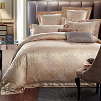 Princess 4 Piece Luxury Bedding Set - Bronze