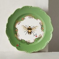 Lou Rota Nature Table Dessert Plate