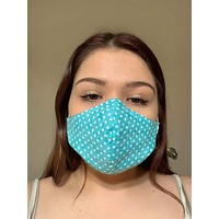 Face Mask - Washable (1) - No Fabric Choices