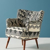 Ulla Accent Armchair