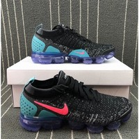 Authentic Nike Air Vapor Max 2018 Flyknit Men Women Sports Shoes Running