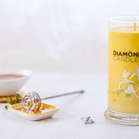 Honeysuckle Ring Candle