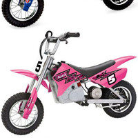 Kids Razor MX350 Electric Dirt Bike Motocross Bike