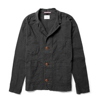 Standard Issue Chambray Service Blazer from Apolis
