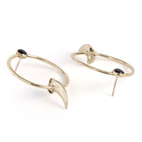 Nuru Earrings - Catbird
