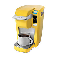 Keurig® K10 Mini-Plus Brewer in Yellow