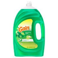 Gain Ultra Original Scent Liquid Dishwashing Soap - 75oz