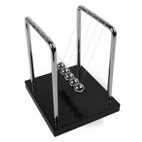 Newton's Cradle Creative Gift Home Office Tableware Decoration