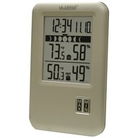 La Crosse Technology Wireless Weather Station With Indoor And Outdoor Temperature Humidity & Moon Phase