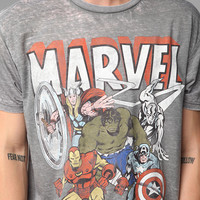 Marvel Gang Burnout Tee - Urban Outfitters $24.00
