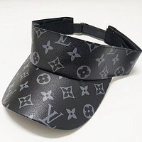 Louis Vuitton LV Women Men Fashion Casual Cap