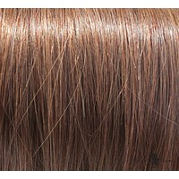 "21"" Clip In Remy Hair Extensions: Light Ash Brown No. 5"
