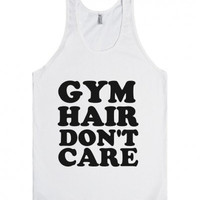 25% OFF Gym Hair Don't Care Tank Top
