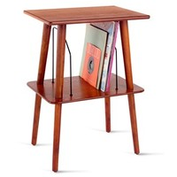 Crosley Furniture Manchester Paprika Media Storage End Table - ST66-PA | The Simple Stores