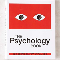 The Psychology Book: Big Ideas Simply Explained By DK Publishing | Urban Outfitters
