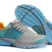 """""""Nike Air Presto"""" Unisex Sport Casual Breathable Engraving Mesh Surface Sneakers Coupl"""