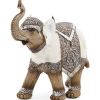 Elephant With Natural Shell - Global - T.J.Maxx