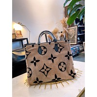LV Newest Popular Women Leather Handbag Tote Crossbody Shoulder Bag Satchel