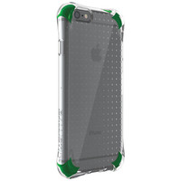 """Ballistic Iphone 6 4.7"""" And 6s Jewel Spark Case (translucent Clear With Emerald Green Corners)"""