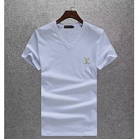 Boys & Men Louis Vuitton LV Fashion Casual Shirt Top Tee