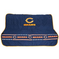Chicago Bears Pet Car Seat Cover