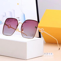 FENDI Woman Men Fashion Summer Sun Shades Eyeglasses Glasses Sunglasses