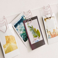 Matte Pennant Photo Clips String Set - Urban Outfitters