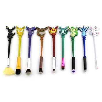 Pokemon GO Makeup Brush Set