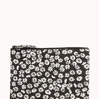 Midsize Daisy Cosmetic Pouch
