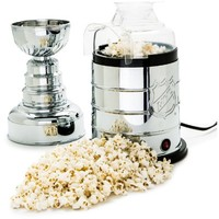 NHL League Logo Stanley Cup Popcorn Maker
