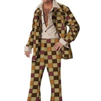 California Costumes Male Disco Sleazeball Costume CC00919