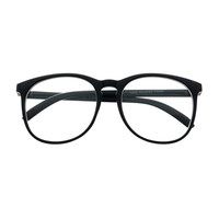 Fashion Reading Style Retro Vintage Clear Lens Eyeglasses Frames W1810